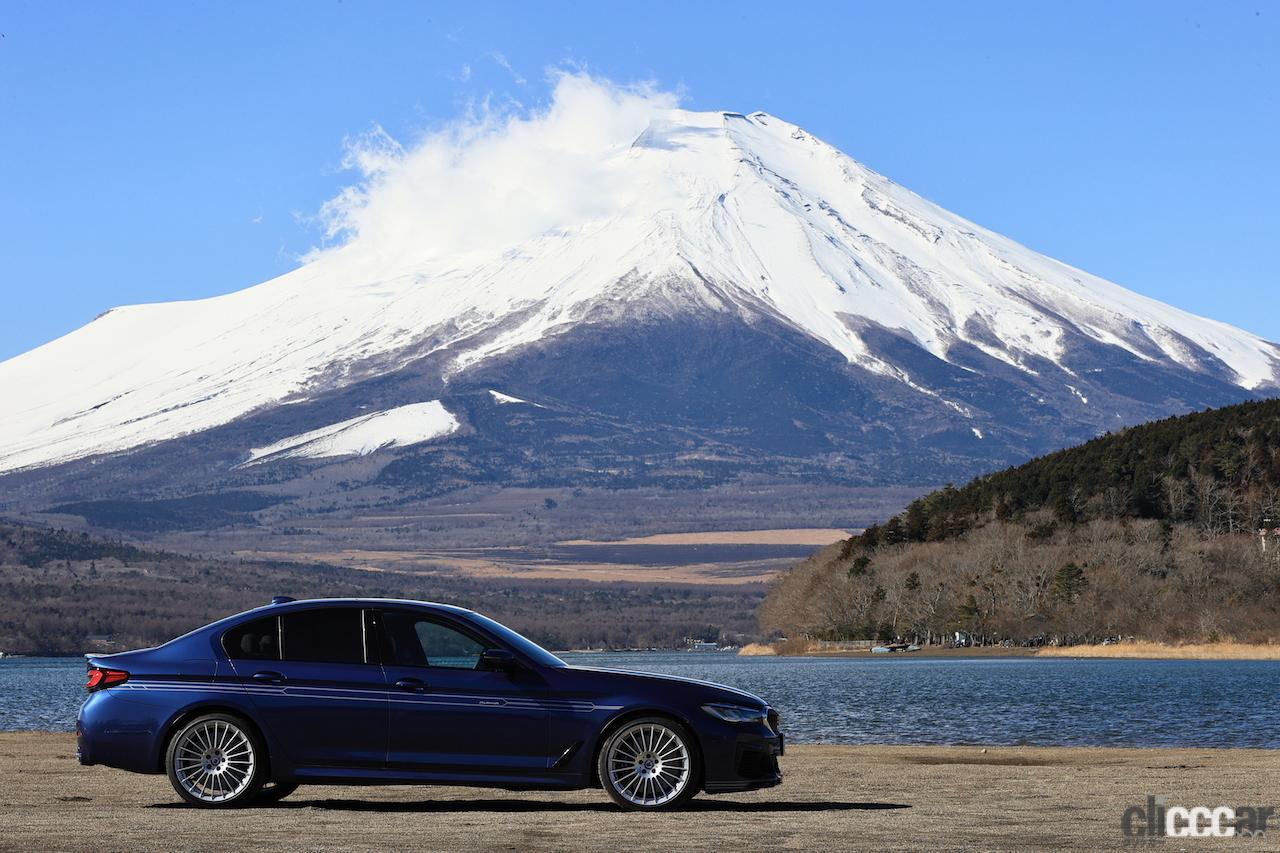 「BMW ALPINA D5 Sの0-100km/h加速4.8秒を誇る俊足な走りはまさにアルピナ・マジック」の4枚目の画像