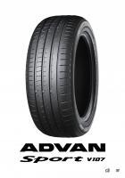 横浜ゴムの「ADVAN Sport V107」がBMWブランド初のEV「BMW iX3」の新車装着タイヤに - 2021040513tr001_2