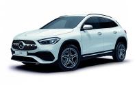 メルセデス・ベンツ GLAに500万円を切るエントリーグレードの「GLA 180」を追加 - Mercedes_Benz_GLA_20210406_1