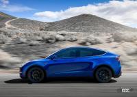 トヨタとテスラが再タッグ? 小型EV・SUVプラットフォームを共同開発の噂 - Tesla-Model_Y-2021-1280-02