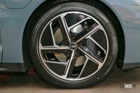 ブランドの新しいアイコンとなるEVのアウディe-tron GTは今秋に導入予定。車両本体価格1399万円から【アウディ e-tron GT発表・新車】 - audie-trongt_newcar_004