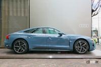 ブランドの新しいアイコンとなるEVのアウディe-tron GTは今秋に導入予定。車両本体価格1399万円から【アウディ e-tron GT発表・新車】 - audie-trongt_newcar_005