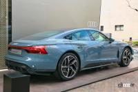 ブランドの新しいアイコンとなるEVのアウディe-tron GTは今秋に導入予定。車両本体価格1399万円から【アウディ e-tron GT発表・新車】 - audie-trongt_newcar_008