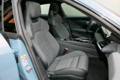 アウディe-tron GTの内装02