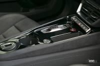 アウディe-tron GTの内装04