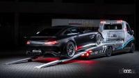 まるでF1仕様!? 超イケてるメルセデスのレッカー車「スプリンター ペトロナス」世界初公開 - mercedes-sprinter-tow-truck-by-kegger-exterior-3