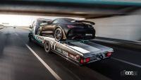 まるでF1仕様!? 超イケてるメルセデスのレッカー車「スプリンター ペトロナス」世界初公開 - mercedes-sprinter-tow-truck-by-kegger-exterior-6