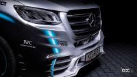 まるでF1仕様!? 超イケてるメルセデスのレッカー車「スプリンター ペトロナス」世界初公開 - mercedes-sprinter-tow-truck-by-kegger-exterior-9