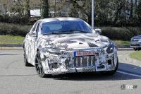 「市場最速SUVはオレ!」フェラーリ プロサングエ、これが市販型ヘッドライトか? - Spy shot of secretly tested future car