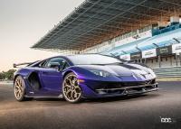 ランボルギーニ「アヴェンタドール」後継モデル、800馬力のPHEVが濃厚! - Lamborghini-Aventador_SVJ-2019-1280-07