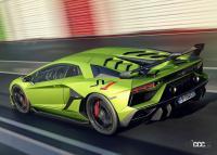 ランボルギーニ「アヴェンタドール」後継モデル、800馬力のPHEVが濃厚! - Lamborghini-Aventador_SVJ-2019-1280-32