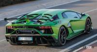 ランボルギーニ「アヴェンタドール」後継モデル、800馬力のPHEVが濃厚! - lamborghini-aventador-svj-coupe-0