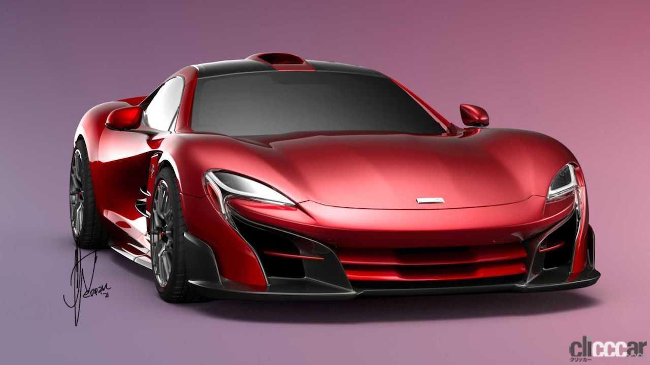 「あの衝撃が12年ぶりに再現か!? メルセデス・ベンツ SLRマクラーレンの後継モデルを大予想してみた!」の1枚目の画像