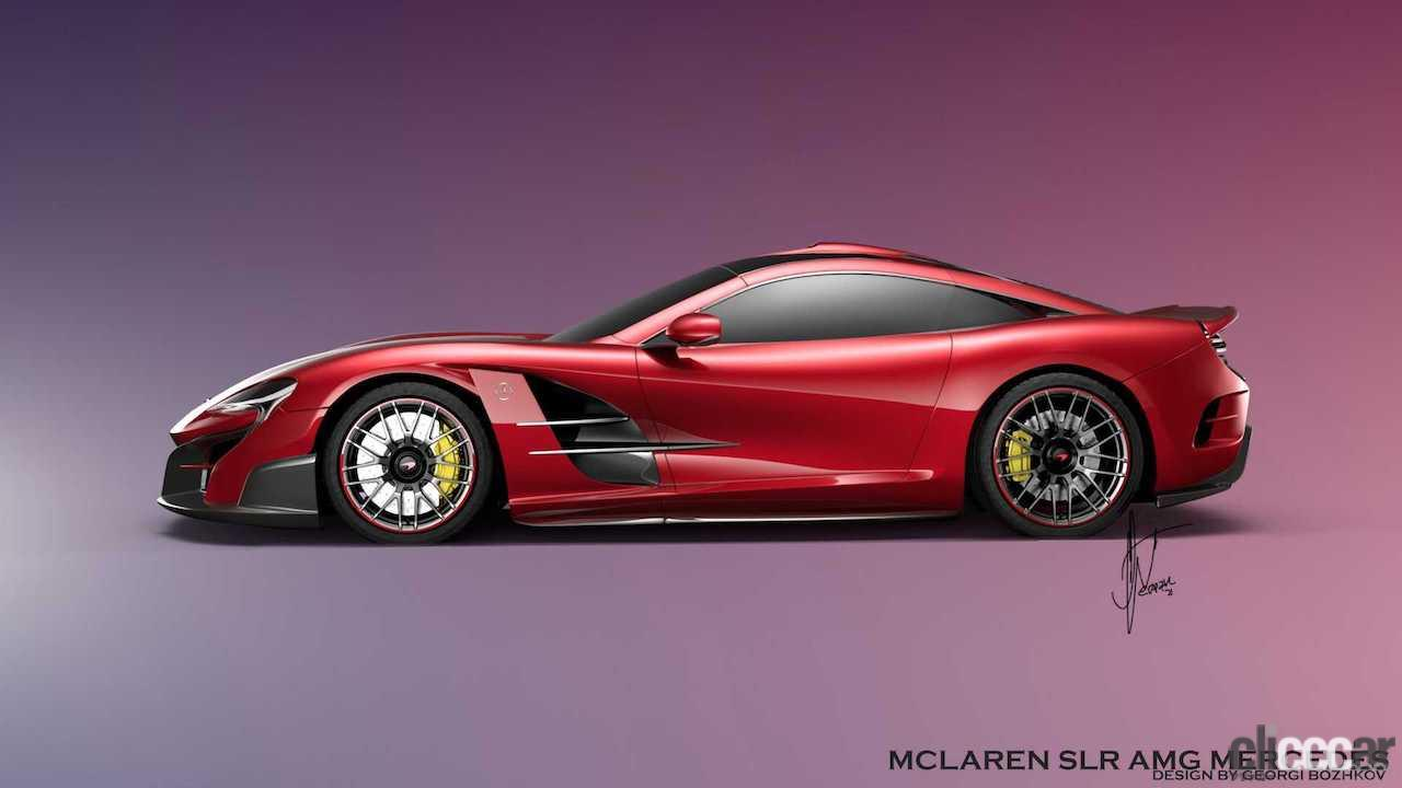 「あの衝撃が12年ぶりに再現か!? メルセデス・ベンツ SLRマクラーレンの後継モデルを大予想してみた!」の2枚目の画像