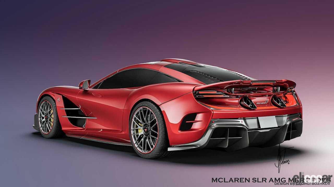 「あの衝撃が12年ぶりに再現か!? メルセデス・ベンツ SLRマクラーレンの後継モデルを大予想してみた!」の3枚目の画像