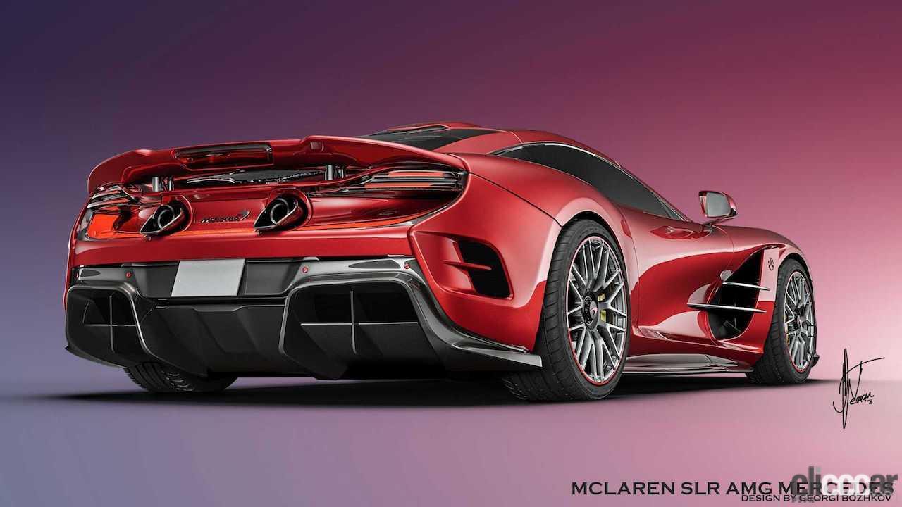 「あの衝撃が12年ぶりに再現か!? メルセデス・ベンツ SLRマクラーレンの後継モデルを大予想してみた!」の4枚目の画像