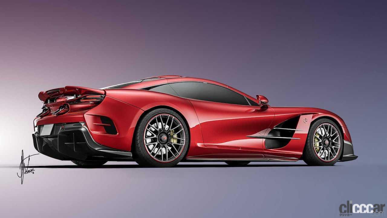 「あの衝撃が12年ぶりに再現か!? メルセデス・ベンツ SLRマクラーレンの後継モデルを大予想してみた!」の5枚目の画像