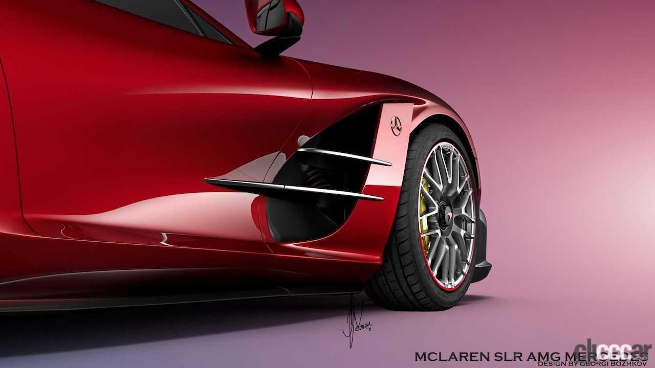 「あの衝撃が12年ぶりに再現か!? メルセデス・ベンツ SLRマクラーレンの後継モデルを大予想してみた!」の6枚目の画像