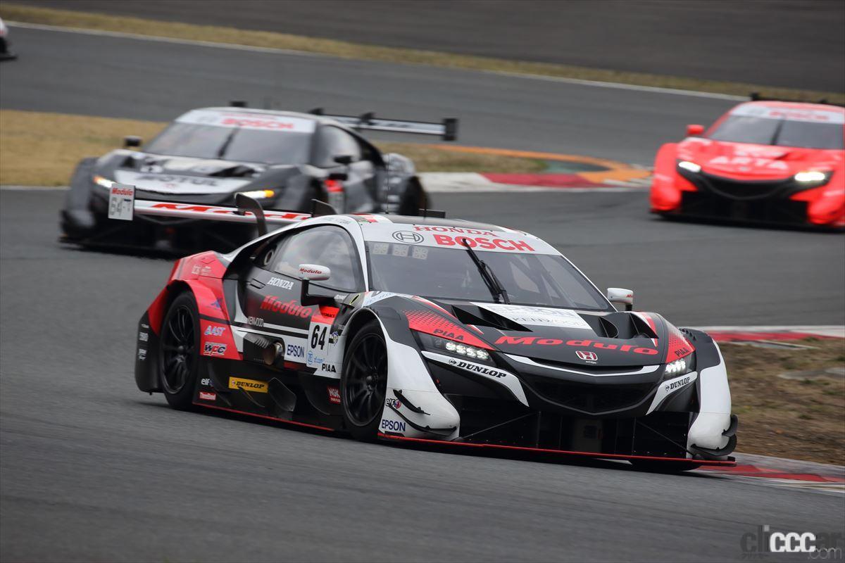 「GT500とスーパーフォーミュラ。最速の舞台に立った大津弘樹選手にプロドライバーとしての意気込みを聞いた!【SUPER GT 2021】」の5枚目の画像