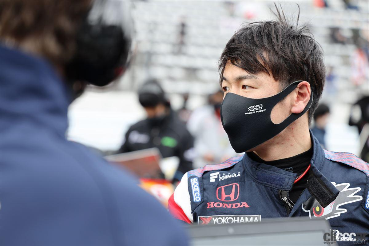 「GT500とスーパーフォーミュラ。最速の舞台に立った大津弘樹選手にプロドライバーとしての意気込みを聞いた!【SUPER GT 2021】」の8枚目の画像