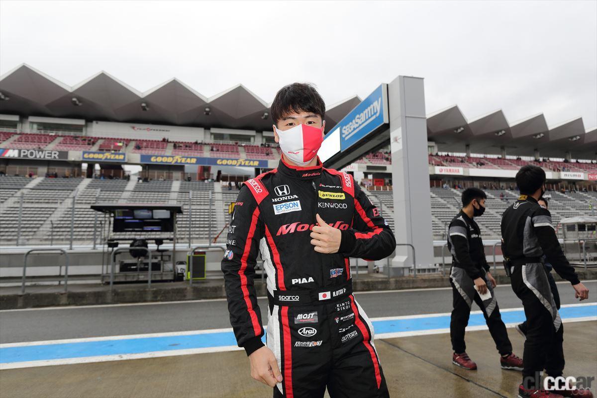 「GT500とスーパーフォーミュラ。最速の舞台に立った大津弘樹選手にプロドライバーとしての意気込みを聞いた!【SUPER GT 2021】」の10枚目の画像