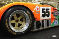 30年前の感動をもう一度!ル・マン24時間レースを日本車で初制覇したマツダのロータリーマシンが登場【オートモビルカウンシル2021】 - mazda_leman_racingcar03