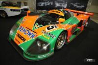 30年前の感動をもう一度!ル・マン24時間レースを日本車で初制覇したマツダのロータリーマシンが登場【オートモビルカウンシル2021】 - mazda_leman_racingcar11