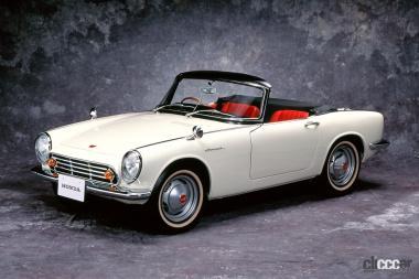 1963年発売のS500