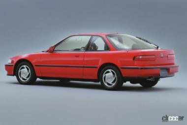 1989年発売のインテグラ