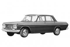 1962年発売の2代目クラウン