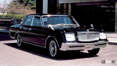1967年発売のセンチュリー
