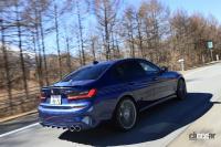 アルピナの「D3 S」は、ディーゼルエンジンとは思えない吹け上がりの良さを堪能できる - BMW ALPINA D3S_20210413_1