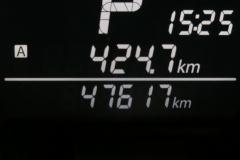 区間距離計(トリップメーター)