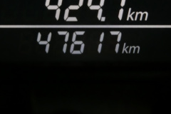 積算距離計(オドメーター)