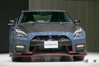 これが最終型か? 日産GT-R NISMO 2022年モデル先行公開 - gtr2022_launch_002
