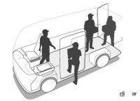 コンパクトEVトラック「日野デュトロ Z EV」を2022年初夏に発売へ。使い勝手も大幅に向上 - HINO_EV_TRUCK_20210416_2