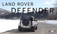 攻めてるランドローバー・ディフェンダーに清水和夫が思わず「コイツはオフェンダー!なんちゃって(汗)」【SYE_X】 - KazuoShimizu_DEFENDER_06