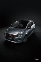 三菱ミラージュの特別仕様車「BLACK Edition」は、前席シートヒーターやヒーテッドドアミラーを装備 - MITSUBISHI_MIRAGE_20210416_3