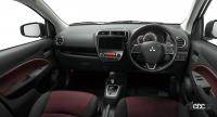 三菱ミラージュの特別仕様車「BLACK Edition」は、前席シートヒーターやヒーテッドドアミラーを装備 - MITSUBISHI_MIRAGE_20210416_4