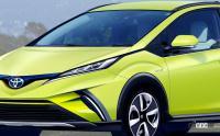 トヨタ・プリウス次期型のデザインを大予想。リフトアップスタイルに変更!? - Prius UP