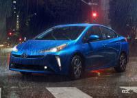 トヨタ・プリウス次期型のデザインを大予想。リフトアップスタイルに変更!? - Toyota-Prius-2019-1280-09