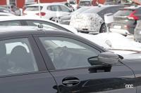 BMW 3シリーズが大幅改良へ! 車内には巨大湾曲ディスプレイ搭載か!? - BMW 3 facelift 5