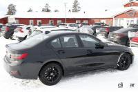 BMW 3シリーズが大幅改良へ! 車内には巨大湾曲ディスプレイ搭載か!? - BMW 3 facelift 6