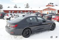 BMW 3シリーズが大幅改良へ! 車内には巨大湾曲ディスプレイ搭載か!? - BMW 3 facelift 7
