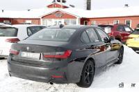 BMW 3シリーズが大幅改良へ! 車内には巨大湾曲ディスプレイ搭載か!? - BMW 3 facelift 8