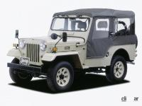 始まりはアメリカ陸軍!? 今人気の「SUV」ってどんなジャンルなのか改めておさらい - 三菱ジープ