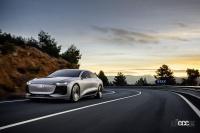次期アウディA6スポーツバックは、0-100km/h加速を4秒未満でクリアする超速EVになる!? - Audi_A6 e-tron concept_20210420_1