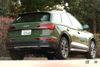 マイナーチェンジを受けたアウディQ5の2.0Lディーゼルターボの余裕のある走り - Audi_Q5_20210412_4