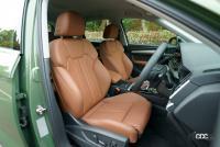 マイナーチェンジを受けたアウディQ5の2.0Lディーゼルターボの余裕のある走り - Audi_Q5_20210412_7