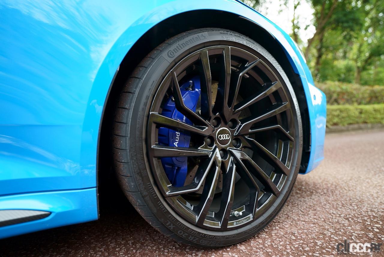 「0-100km/h加速を4.1秒でクリアする俊足ワゴンのアウディ RS 4 アバントは、快適な乗り味も魅力!!」の6枚目の画像